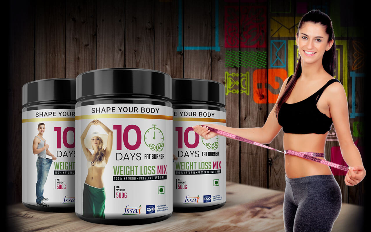 10 Days Fat Burner